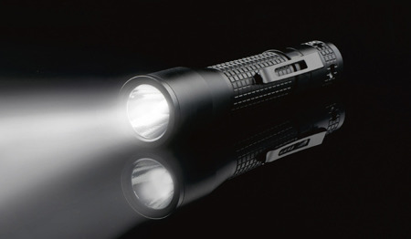 INOVA - T2® Tactical LED Flashlight - 385 Lumens - T2D-01-R7-I