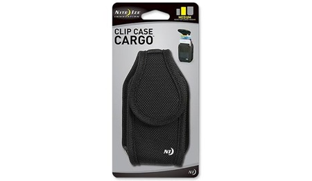 Nite Ize - Clip Case Cargo - Medium - Black - CCCM-03-01