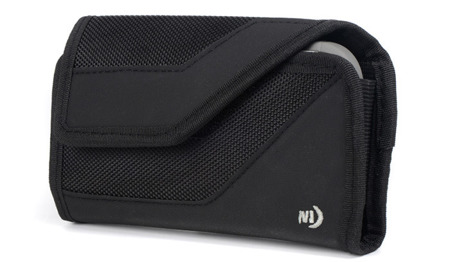 Nite Ize - Clip Case Sideways - Large - Black - CCSL-03-01