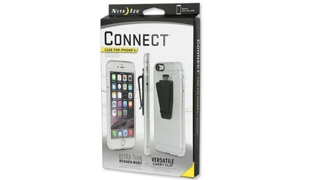 Nite Ize - Connect Case - iPhone 6 - Clear - CNTI6-04-R8