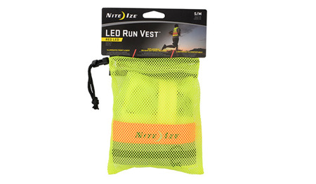 Nite Ize - LED Run Vest - S/M - LRVS-33-R8