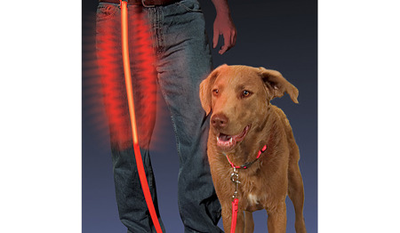 Nite Ize - Nite Dawg Leash - Red - NNL-03-10