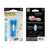 Nite Ize - Gear Tie® Cordable™ Twist Tie - 3 in. - 4 pcs. - Bright Blue - GTK3I-38-4R7