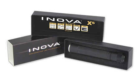 INOVA - X5® - Black - X5DM-GB-I
