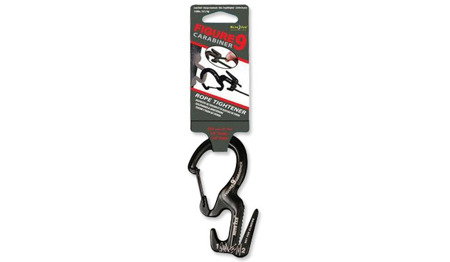Nite Ize - Carabiner Figure 9 Large - Black Gate - MC9L-02-01