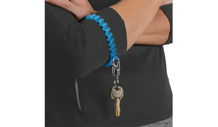 Nite Ize - Key Band-It™ Stretch Wristband - Blue - KWB-03-R6
