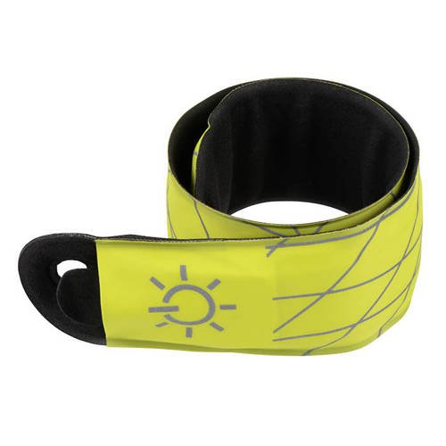 Nite Ize - SlapLit LED Slap Wrap - Ver.2 - Neon Yellow - SLP2-33-R3
