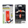 Nite Ize - Gear Tie 3'' - Orange - 4Pack - GT3-4PK-31