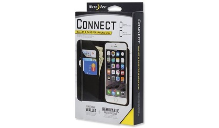 Nite Ize - Connect Wallet & Case - iPhone 6/6s - FCNTI6-01-R8