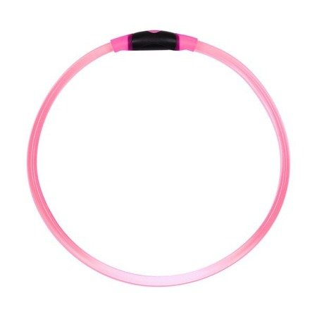 Nite Ize - NiteHowl™ LED Safety Necklace - Tie Dye Pink - NHO-12-R3