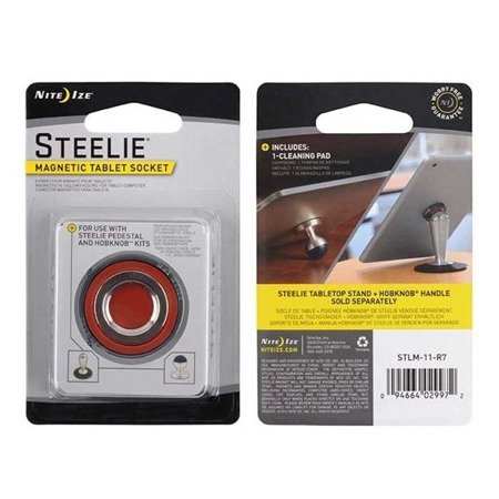 Nite Ize - Steelie® Magnetic Tablet Socket - STLM-11-R7