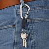 Nite Ize - SlideLock Key Ring #3 - Stalowy - CSLW3-11-R6
